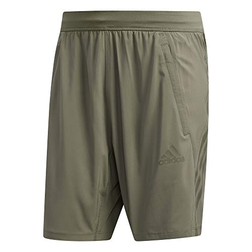 Adidas Aeroready 3-stripes shorts voor heren