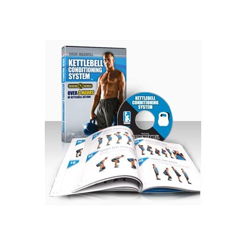 Steve Maxwell - The Kettlebell Conditioning System Book