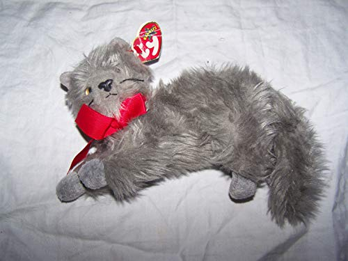 Ty Beanie Babies - Beani the Gray Cat