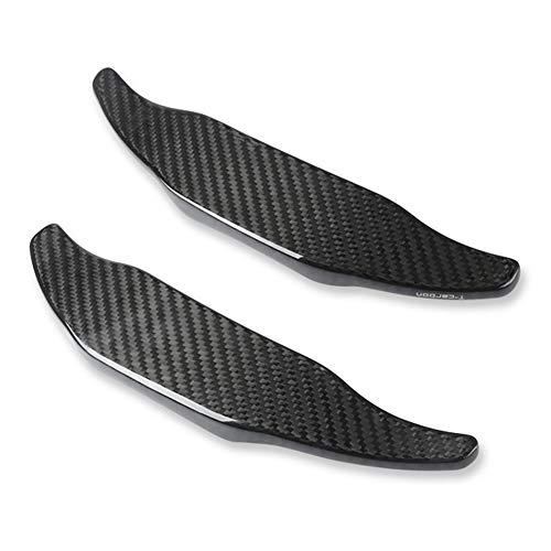 Without brand Carbon-Lenkrad-Schaltzahnrad Paddel for Benz AMG A45 C63 E63 S65 CLA45 CLS63 GLC GLS63 GLS63 W176 W205 W213 S205 S213 W222