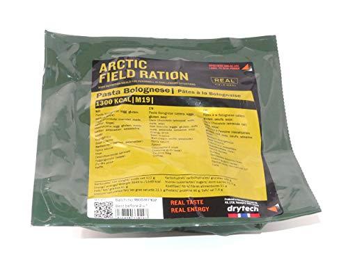 Drytech Arctic Field Ration - Outdoor-Komplettmenü, Geschmacksrichtungen:Pasta Bolognese