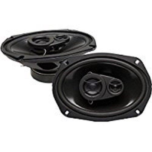 "Powerbass S-6903 6x9"" 3-Way OEM Replacement Speakers (pair)"