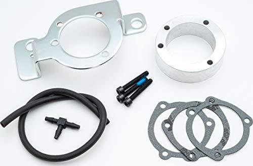 Kuryakyn 8339hypercharger Kit de montaje