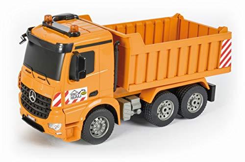 RC Auto kaufen Baufahrzeug Bild 2: Carson 500907284 1:20 Muldenkipper 2.4G 100% RTR*