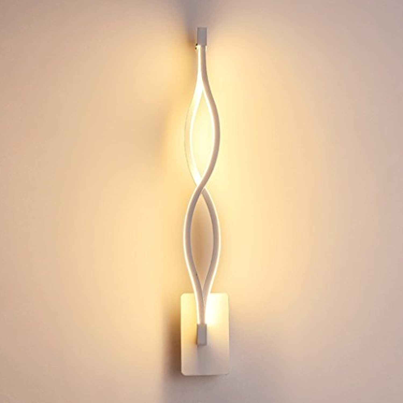 GYR Wall Lamp LED Bedroom Bedside Lamp Creative Simple Art Wall Aisle Corridor Staircase Wall Lamp,Wei