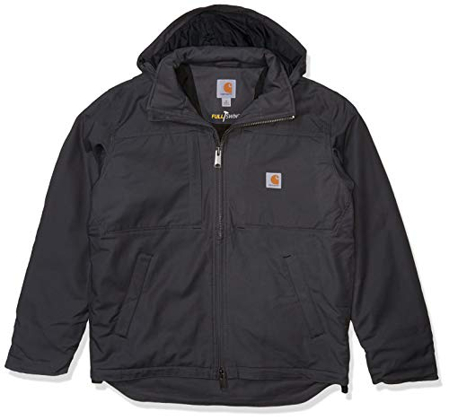 Carhartt Men's Full Swing Cryder Jacket, Shadow, X-Large