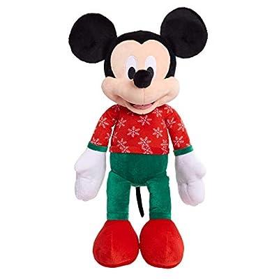 Disney Mickey Mouse 2020 Large Holiday Plush