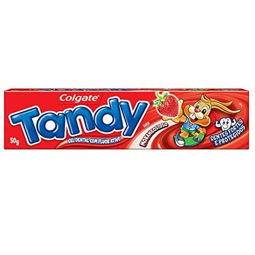Creme Dental Colgate Tandy Morangostoso 50G