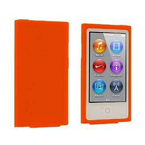 Silicone Case Cover for iPod Nano 7, Nano 8