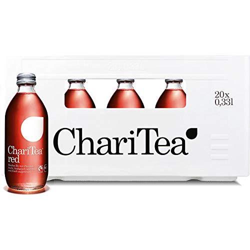 ChariTea Red, 20er Pack (20 x 0.33 l) MEHRWEG
