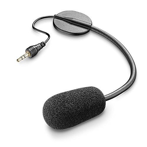 Cellularline-Micrófono de Brazo Flexible Modelo MICBOOMSP para Interphone Tour, Sport, Urban y Serie MC