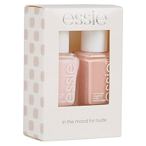 2er-Set Lacke In the Mood For Nude (6 Ballet Slippers + 312 Spin The Bottle) - Nagellack ESSIE