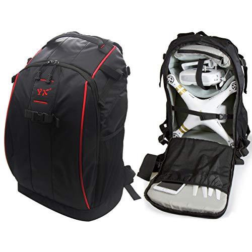 bangcool Drone Bag,DJI Phantom 3 Waterproof Backpack Nylon Travel Shoulder Bag Also A Camera Bag