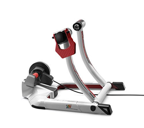 Elite Unisex – Erwachsene Qubo Power Smart B+ Heimtrainer, Weiß, One Size