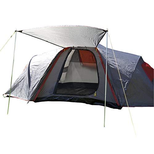 Nexos Tenda Automatica da Campeggio per 6 Persone, Tenda per la Famiglia, 1500 mm WS Tenda da Campeggio