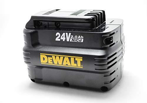 NiCd DE0240 - Batería de repuesto (24 V, 2 Ah)