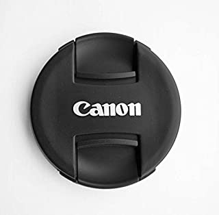 OMAX Canon E-58 II Replacement Front Lens Cap For Canon 600D/700D/1200D/1300D With 18-55mm & 55-250mm Lens