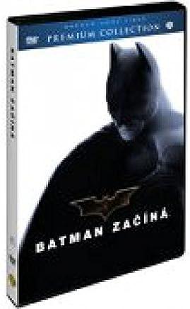 Batman Zacina - Premium Collection (Batman Begins) (Tchèque version)