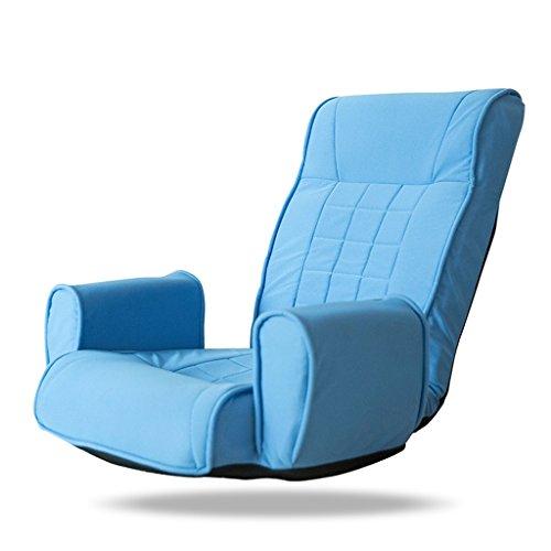 RGLRSF ZHDC® Puf, sofá Individual Sillón Cama Plegable de Estilo japonés Sala...