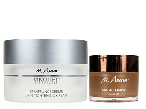 M. Asam Vinolift Straffungscreme (100ml) + Magic Finish (30ml)