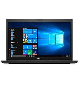 Dell Latitude E7480 14.0-inch FHD Touchscreen Business Laptop Intel i5-7300U 2.6 GHz 8GB DDR4 128GB SSD Backlit Keyboard Bluetooth Waves Maxx Audio Windows 10 Pro w/Mazery Mousepad  Renewed