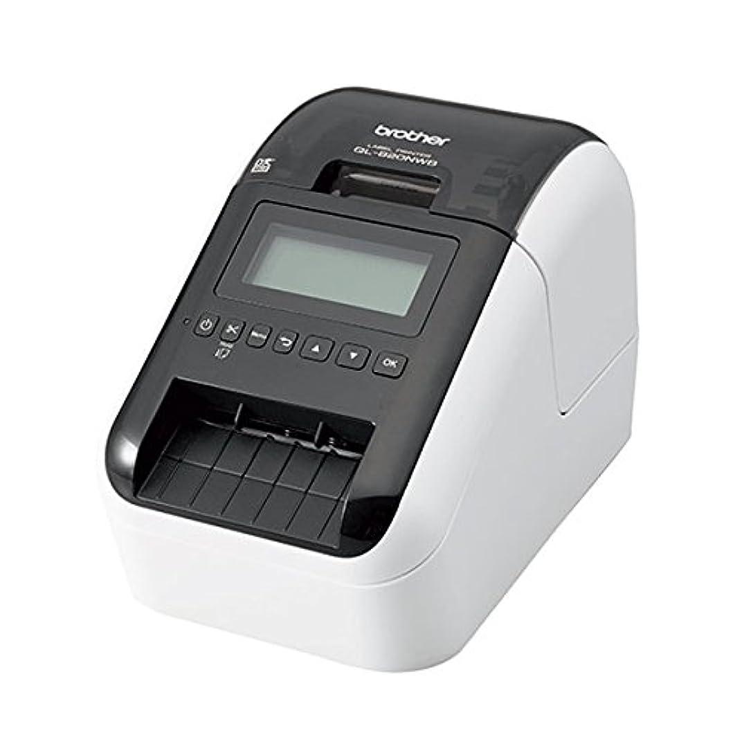 ささいな理容室フロントブラザー工業 感熱ラベルプリンター QL-820NWB