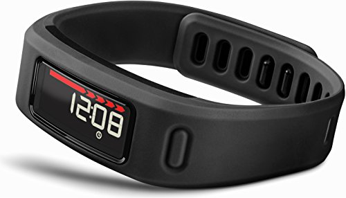 Garmin Vivofit HRM - Pulsera de fitness con pulsómetro, color negro