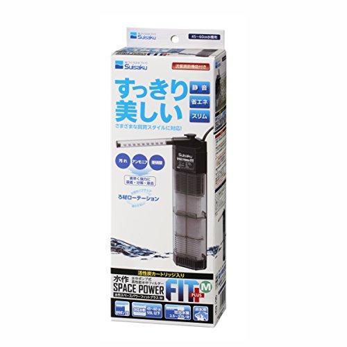 水作 スペースパワーフィットプラス ブラック M サイズ