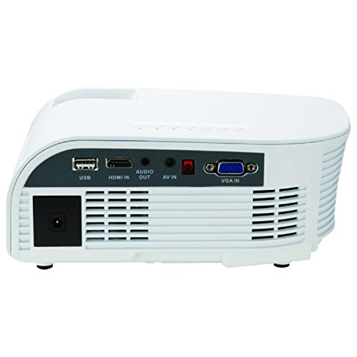 Mini Projector with Remote