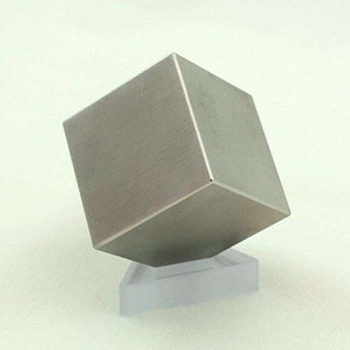 Tungsten Cube - 1.5' - One Kilo