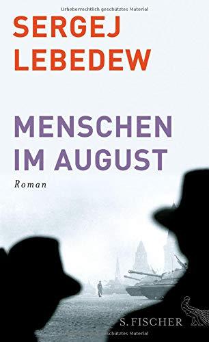 Menschen im August: Roman