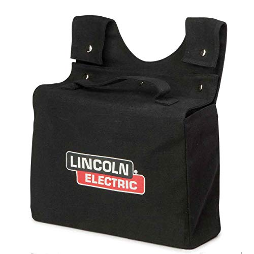 Lincoln Electric K3071-1 Canvas Accessory Bag, Black, One Size