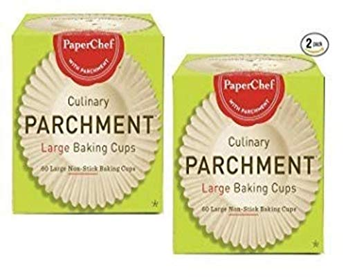 Standard Parchment Paper Cupcake Liners