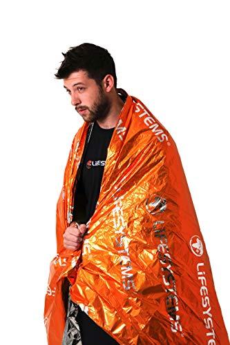 Lifesystems Thermique Blanket Orange