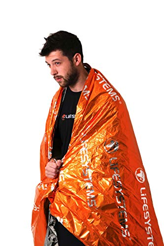 Lifesystems Thermique Blanket Orange