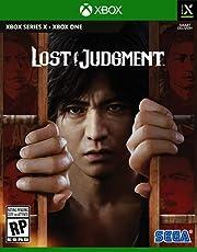 Lost Judgment(輸入版:北米)- Xbox Series X