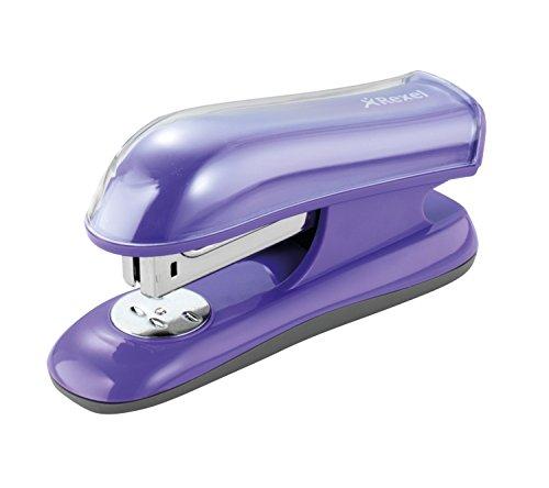 REXEL 2104024 - Grapadora para hogar y oficina modelo JOY color morado