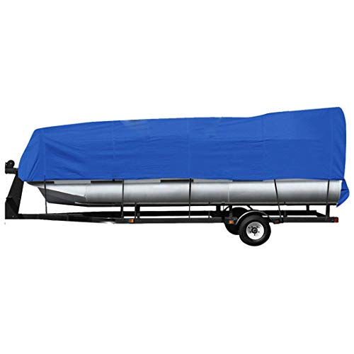 WFLNHB 21-24 Boat Cover Waterproof Trailerable Heavy Duty Pontoon Beam 102