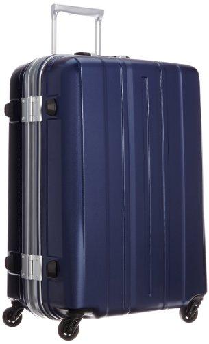 [サンコー] スーツケース フレーム SUPER LIGHTS MG 軽量 大型 SMGE-63  76L 3.8kg エンボスネイビー