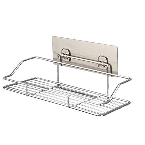 YWEHAPPY Cuarto De Baño Organizador De La Pared Montaje No Perforación Sin Conexión De La Cocina Almacenamiento Rack Tamaño S-l L