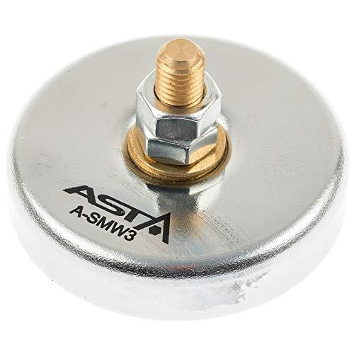 Asta A-SMW3 | Masse Magnet für elektrische Schweißgerät Haltekraft 16 kg