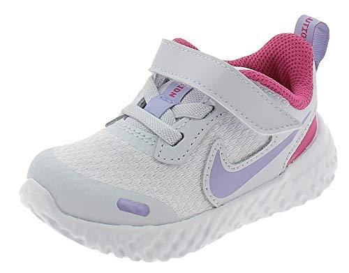 Nike Revolution 5 TDV Madchen GRAU Sportschuhe BQ5673018