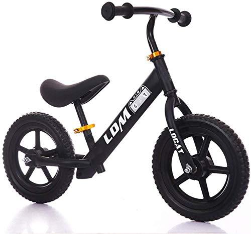 FEE-ZC Seggiolino Regolabile Universale per Bici Regolabile Bambino Senza Pedale Bicicletta per 2-8 Anni