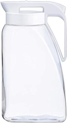アスベル 冷水筒 ホワイト 3100ml ドリンク・ビオ 3100