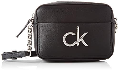 Calvin Klein Crossovers Damen, Schwarz, Einheitsgröße