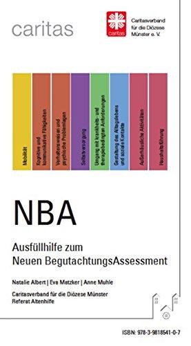 NBA Ausfüllhilfe zum Neuen BegutachtungsAssessment
