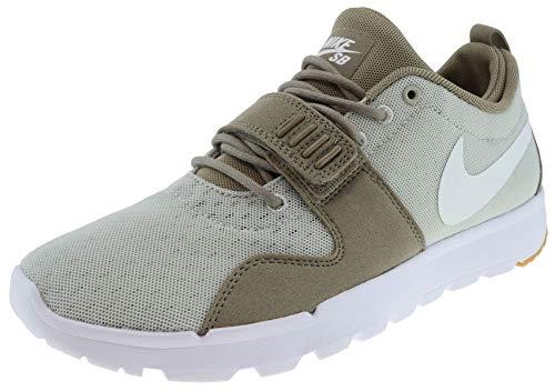 Nike Herren Trainerendor Turnschuhe, Braun (Braun (Khk/White-Lght Bn-Gm Lght BRWN), 45 EU