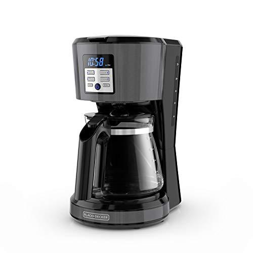 BLACK+DECKER CM1331BS, 12-Cup