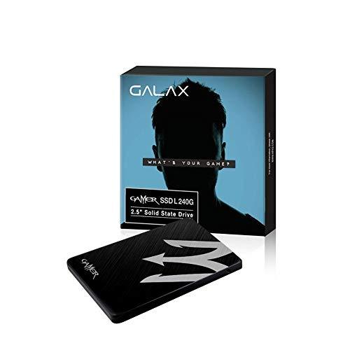 SSD - 2,5pol / SATA - 240GB - Galax - LS11 - TIAA1D4M4BG49CNSBCYDXN