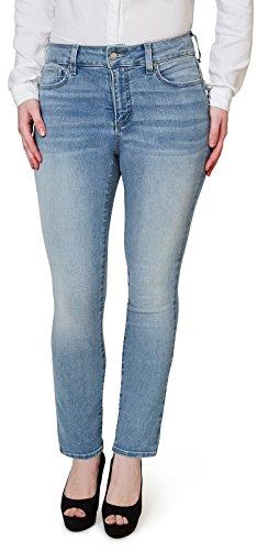 NYDJ Damen Slim Jeans Sheri, Blau (Dreamstate 3140), 40 (Herstellergröße: 10)